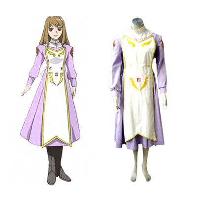 My-Otome Shizuru Viola Cosplay Kostuums