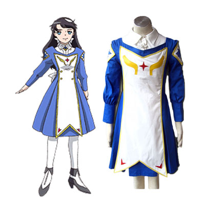 My-Otome Rena Sayers Cosplay Costumes Deluxe Edition