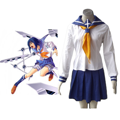 Buso Renkin Tokiko Tsumura Sailor Cosplay Costumes NZ