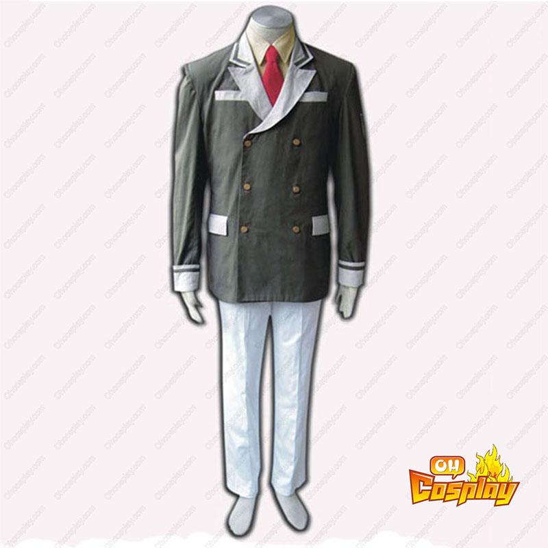 La Corda d\'Oro Ryotaro Tsuchiura 1ST Cosplay Costumes Deluxe Edition
