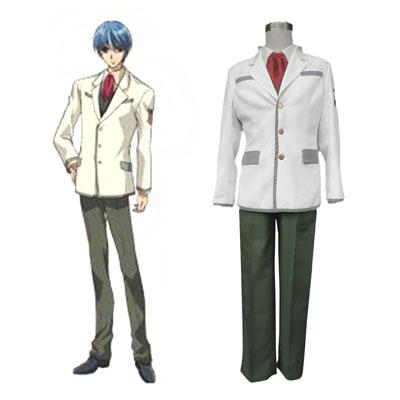 La Corda d'Oro Tsukimori Len 1 Cosplay Kostymer