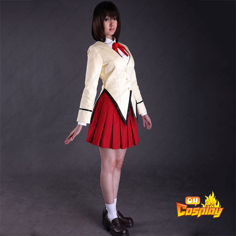 School Rumble Winter Uniforms Cosplay Costumes Canada