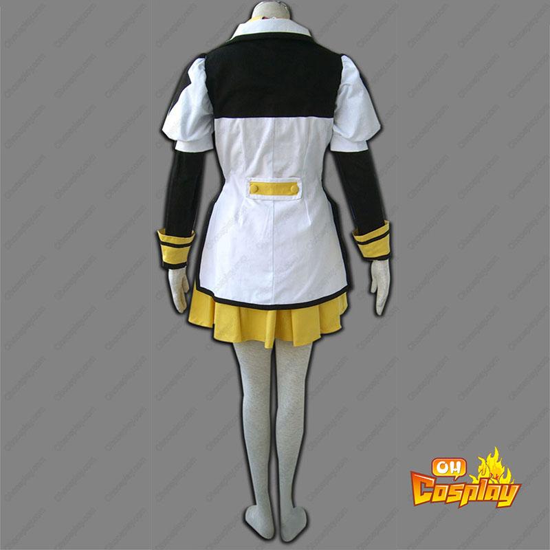 The Gentlemen Alliance Cross Fêmea School Uniform 1 Traje Cosplay