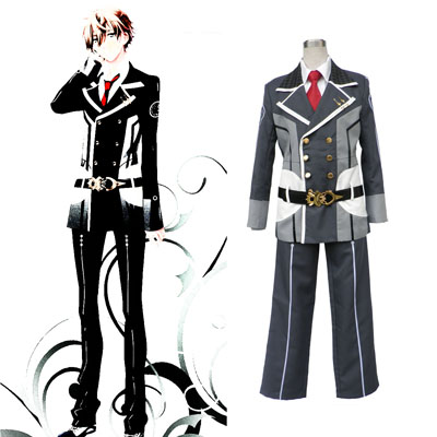 Déguisement Costume Carnaval Cosplay Starry Sky Male Winter Uniforme scolaire 1