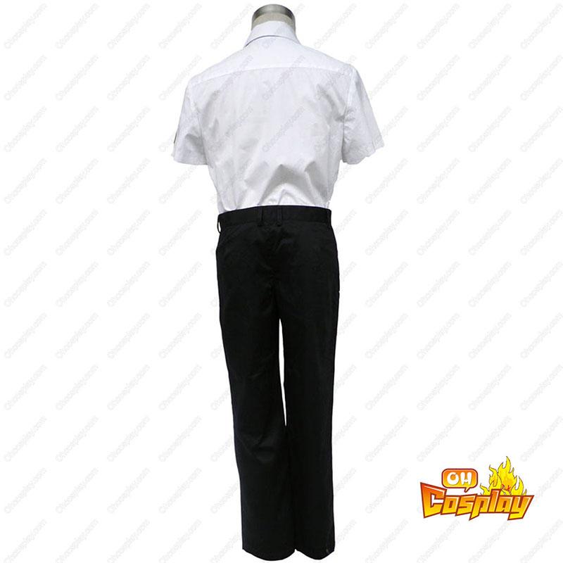 Starry Sky Male Verão School Uniform 3 Traje Cosplay