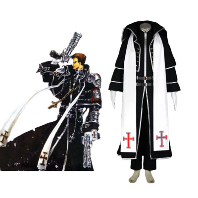 Trinity Blood Tres Iqus 1ST Cosplay Costumes Deluxe Edition