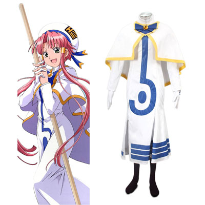 Aria Akari Mizunashi 2ND Cosplay Costumes Deluxe Edition