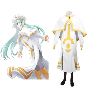 Aria Alice Carroll 2ND Cosplay Costumes Deluxe Edition