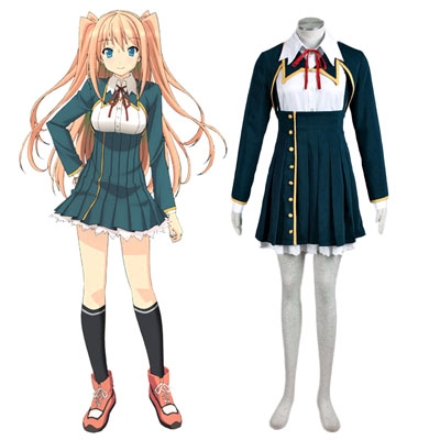 Love, Election and Chocolate Sumiyoshi Chisato 1 Cosplay Costumes NZ