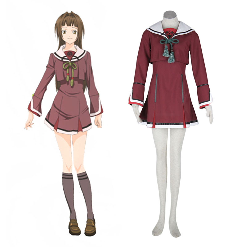 Hiiro no Kakera 3 Tamaki Kasuga 2 Cosplay костюми