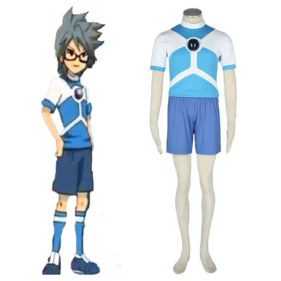 Inazuma Eleven Alien Soccer Jersey Cosplay Costumes UK