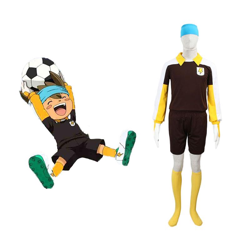 Inazuma Eleven Raimon Goalkeeper כדורגל ג \'רזי 1 תחפושות קוספליי