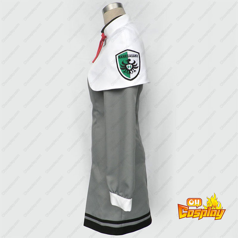Tokimeki Memorial Girl\'s Side Female School Uniformer udklædning Fastelavn Kostumer