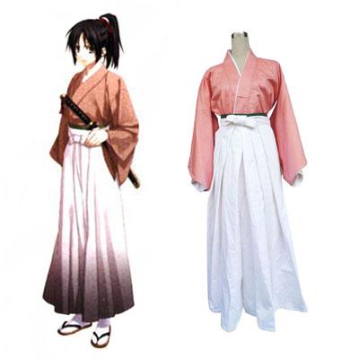 Hakuouki Chizuru Yukimura 1 Cosplay Kostym