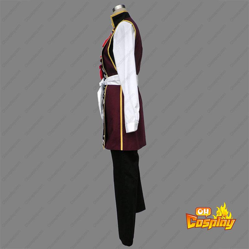 Hakuouki Chizuru Yukimura 2 udklædning Fastelavn Kostumer