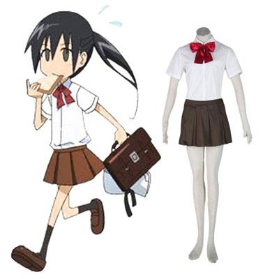 Seitokai Yakuindomo Mitsuba Mutsumi 1 Cosplay Kostym