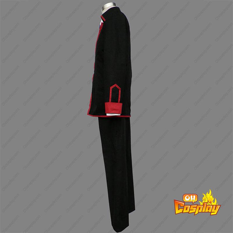 Little Busters Male School Uniform Cosplay Kostym