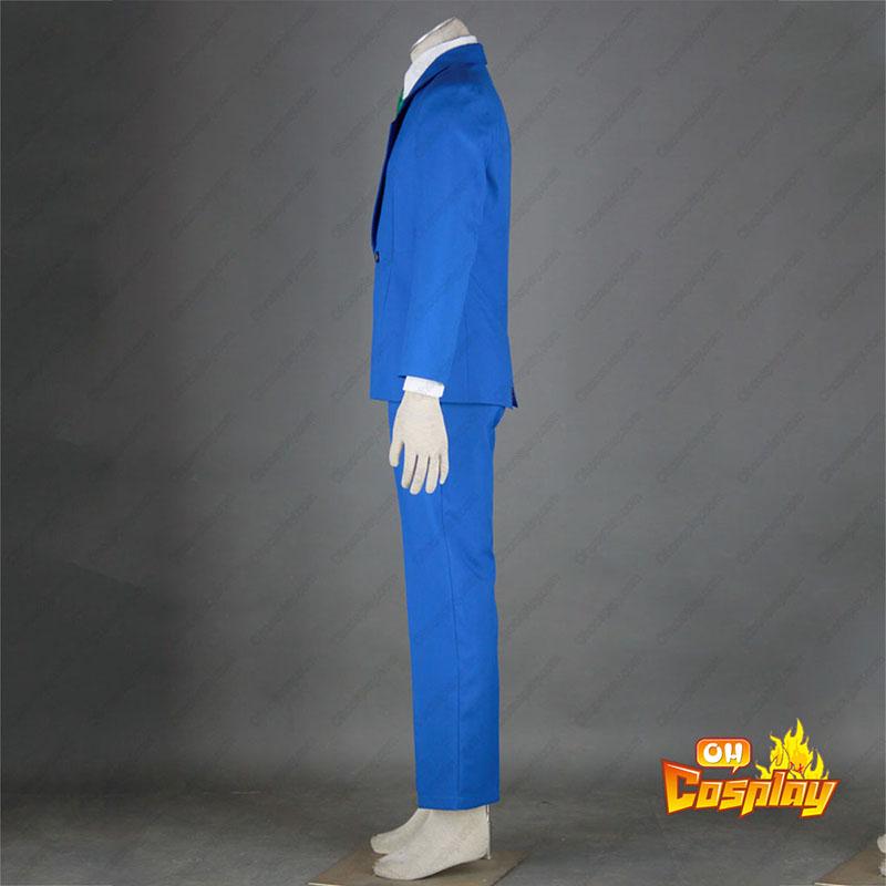 Detective Conan Jimmy Kudo 1 Cosplay Kostym