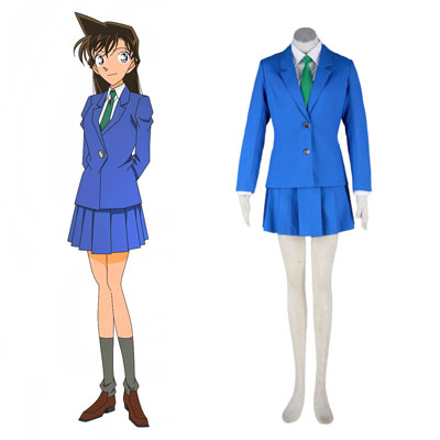 Case Closed Detective Conan Rachel Moore 1ST Cosplay Costumes