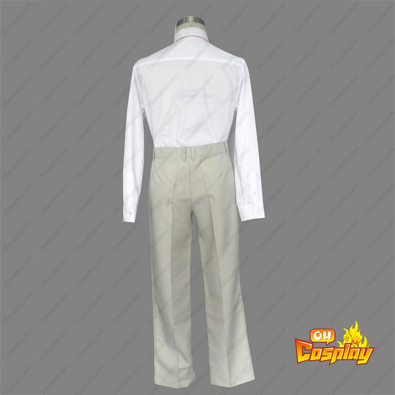 Tokimeki Memorial Girl\'s Side Male Uniform 1 Traje Cosplay