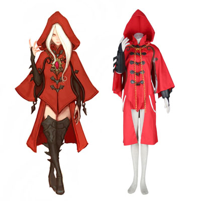 Dragon Nest Argenta Cosplay Kostuums