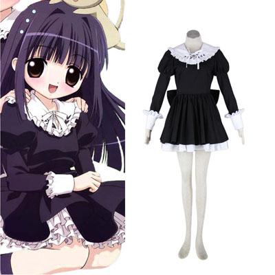 Kamichama Karin Himeka Kujyou Cosplay Kostumi