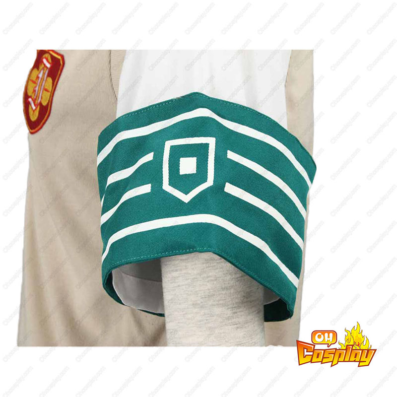 A Certain Scientific Railgun Kuroko Shirai 1 Cosplay костюми