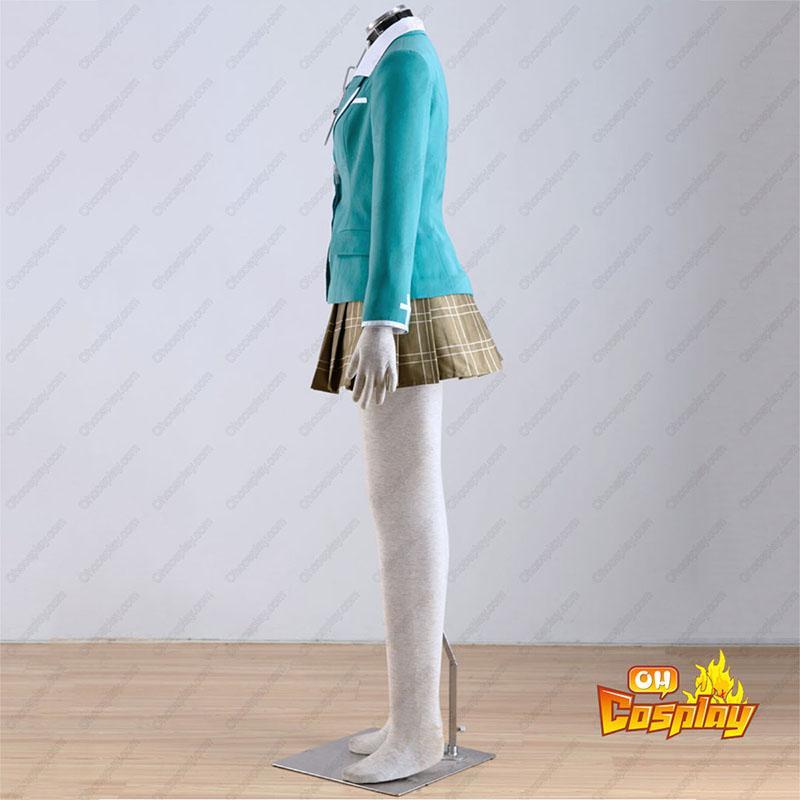 Rosario + Vampire Akashiya Moka 1 Cosplay костюми