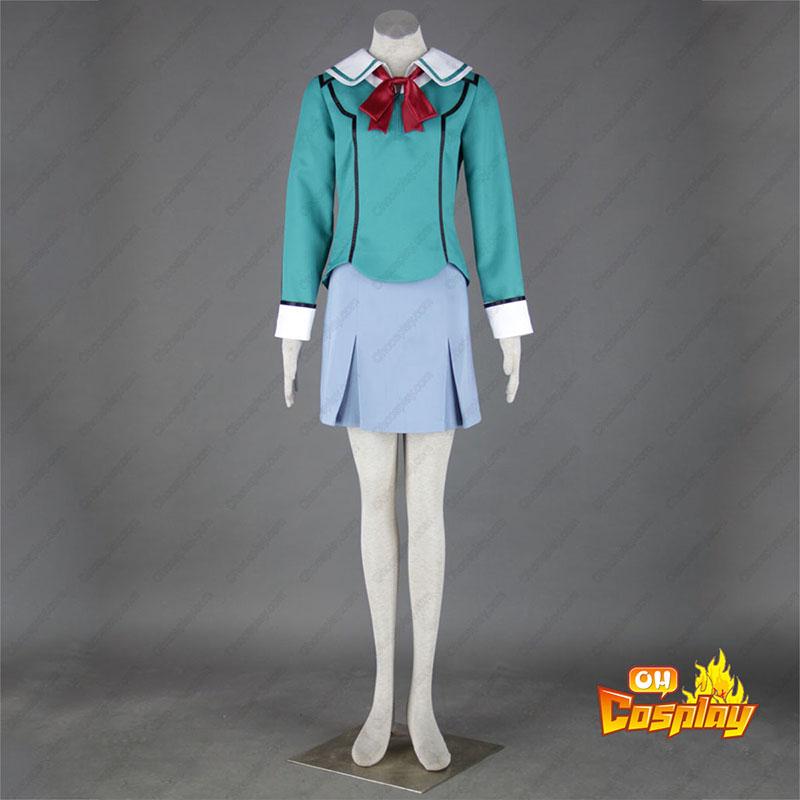 Bakuman Female School Uniform Cosplay Costumes Canada