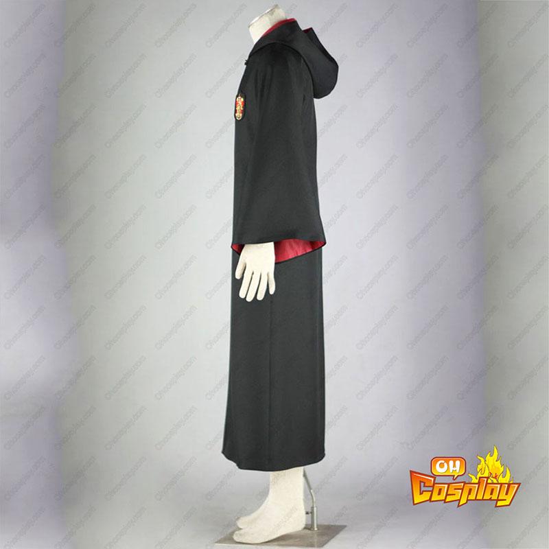 Harry Potter Gryffindor Uniformer Cloak udklædning Fastelavn Kostumer