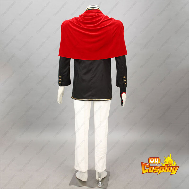 Final Fantasy Type-0 Trey 1ST Cosplay Costumes