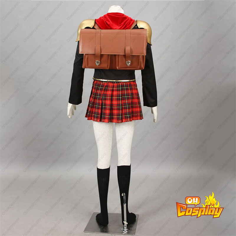 Final Fantasy Type-0 Cater 1 Traje Cosplay