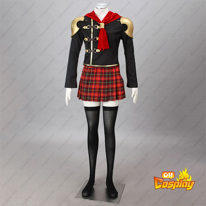 Final Fantasy Type-0 Cinque 1ST Cosplay Costumes