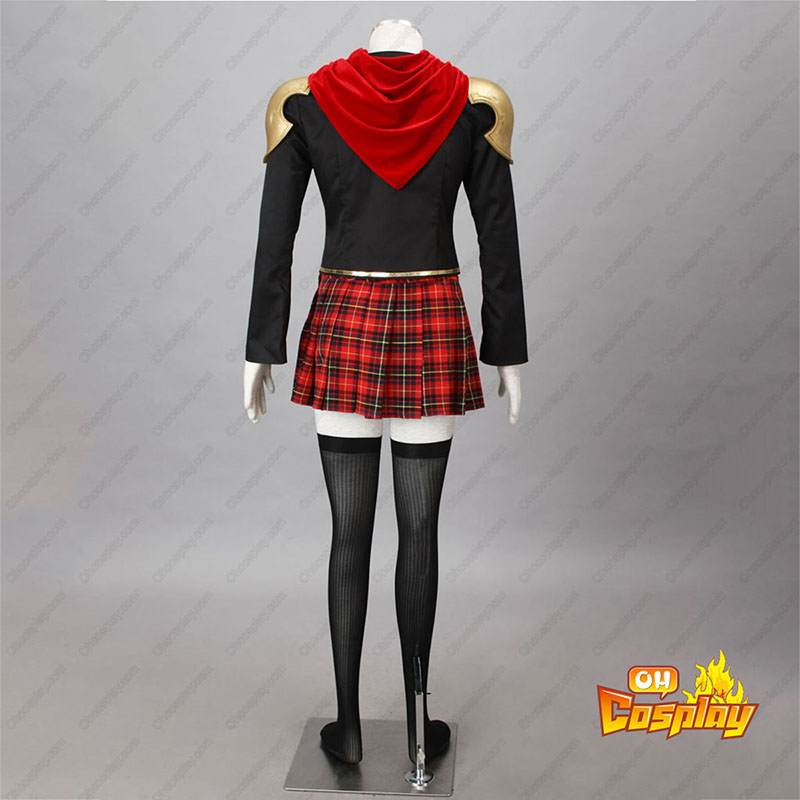 Final Fantasy Type-0 Cinque 1 Cosplay костюми