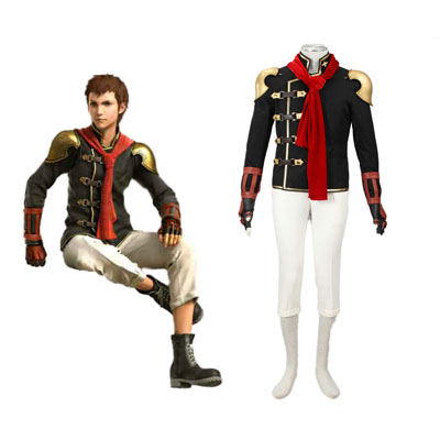 Final Fantasy Type-0 Eingt 1ST Cosplay Costumes Deluxe Edition