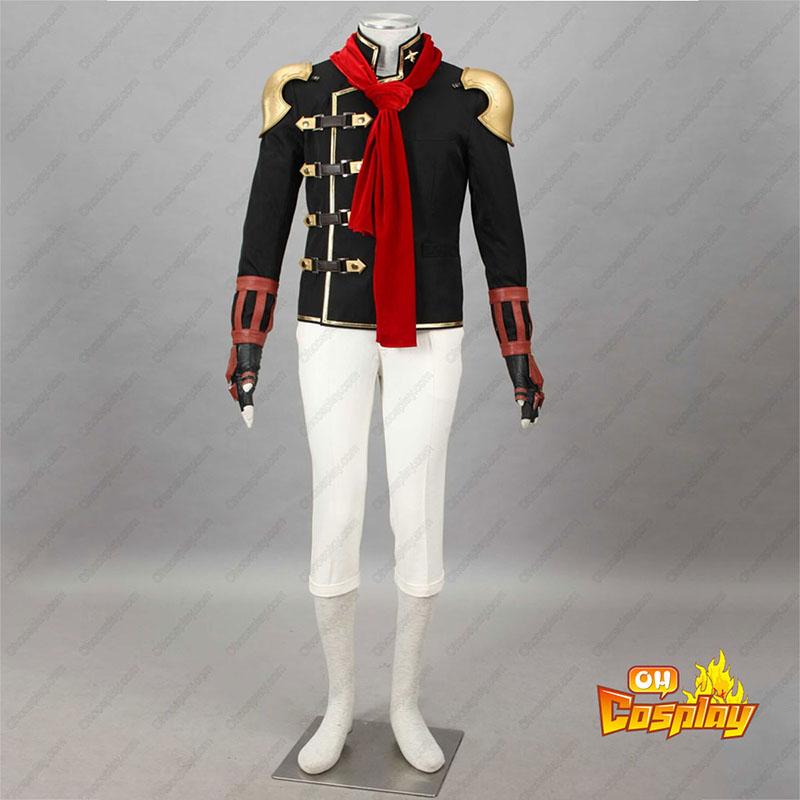 Final Fantasy Type-0 Eingt 1ST Cosplay Costumes