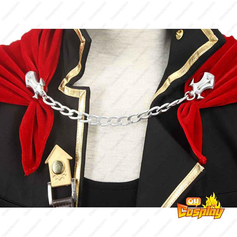 Final Fantasy Type-0 Nine 1 Cosplay Kostym