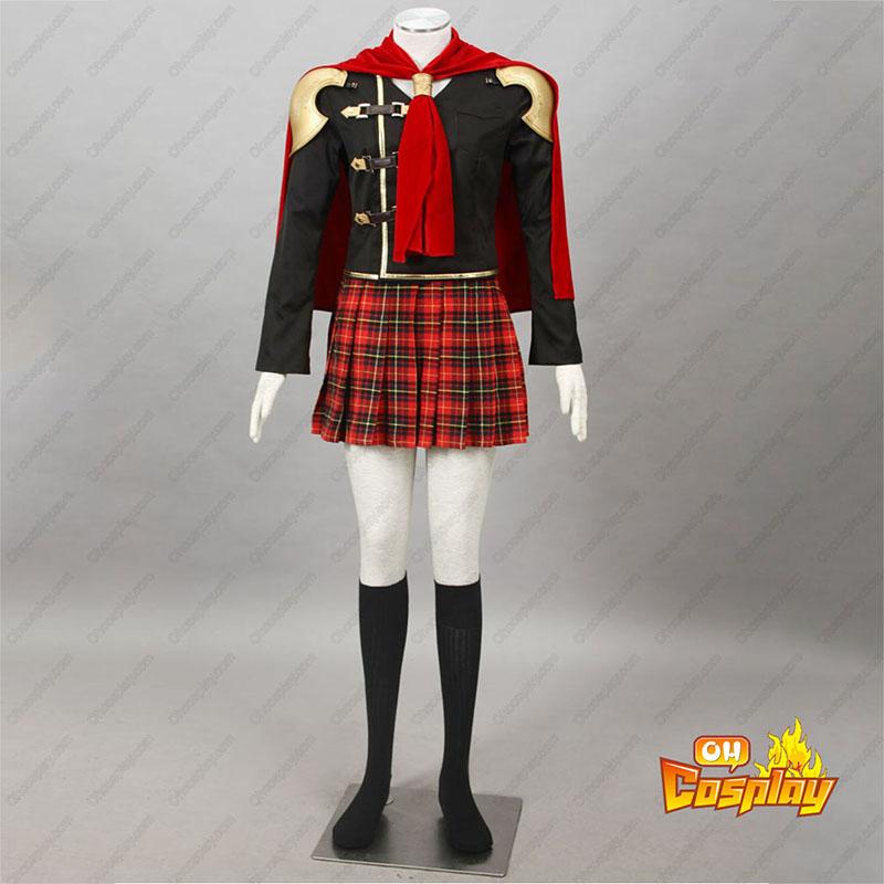 Final Fantasy Type-0 Queen 1 Cosplay костюми