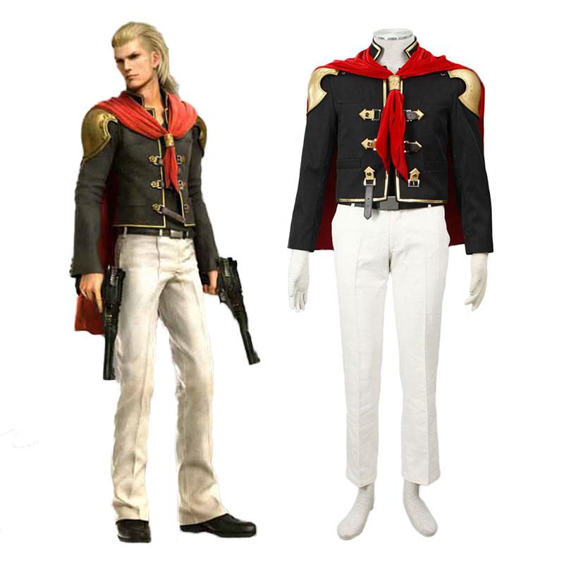 Final Fantasy Type-0 King 1 Cosplay костюми