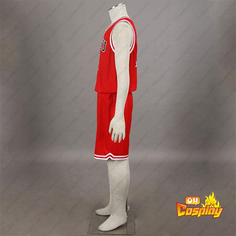 Slam Dunk Kaede Rukawa 1ST Cosplay Costumes : Cosplaymade.com