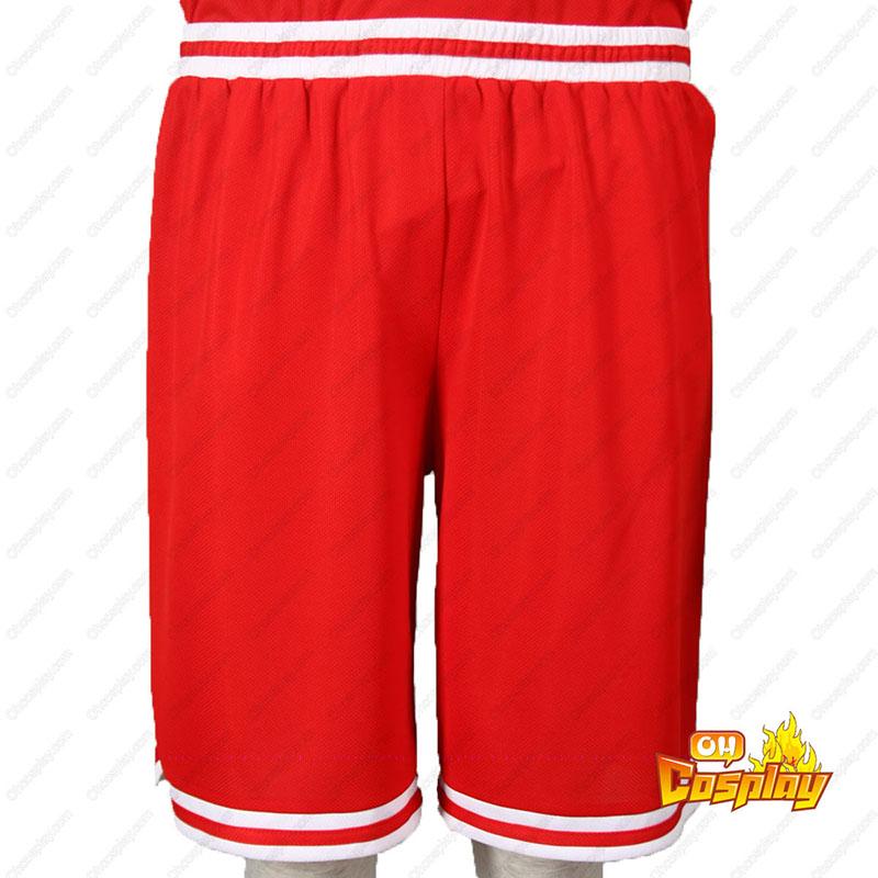 Slam Dunk Kaede Rukawa 1 Cosplay костюми