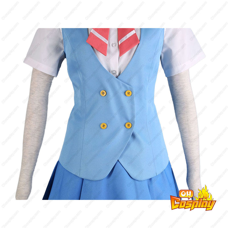 Place to Place Tsumiki Miniwa 1 Cosplay Costumes Canada