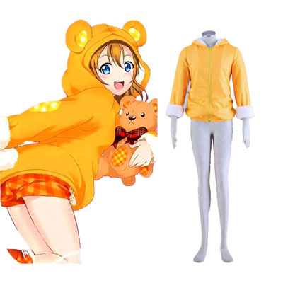 Love Live! Honoka Kousaka 2ND Cosplay Costumes Deluxe Edition