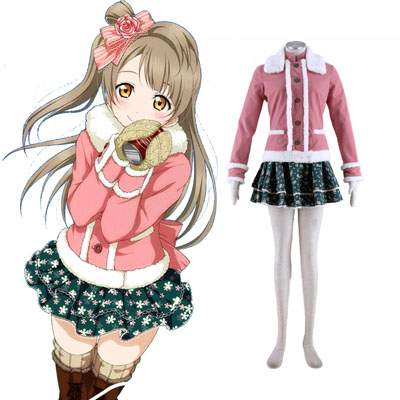 Love Live! Kotori Minami 2ND Cosplay Costumes Deluxe Edition
