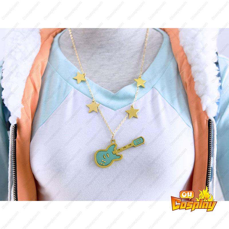 Soni-Ani:Super Sonico the Animation Super Sonico 1 Cosplay Kostym