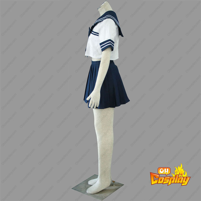 Sailor Uniform 4 High School Traje Cosplay