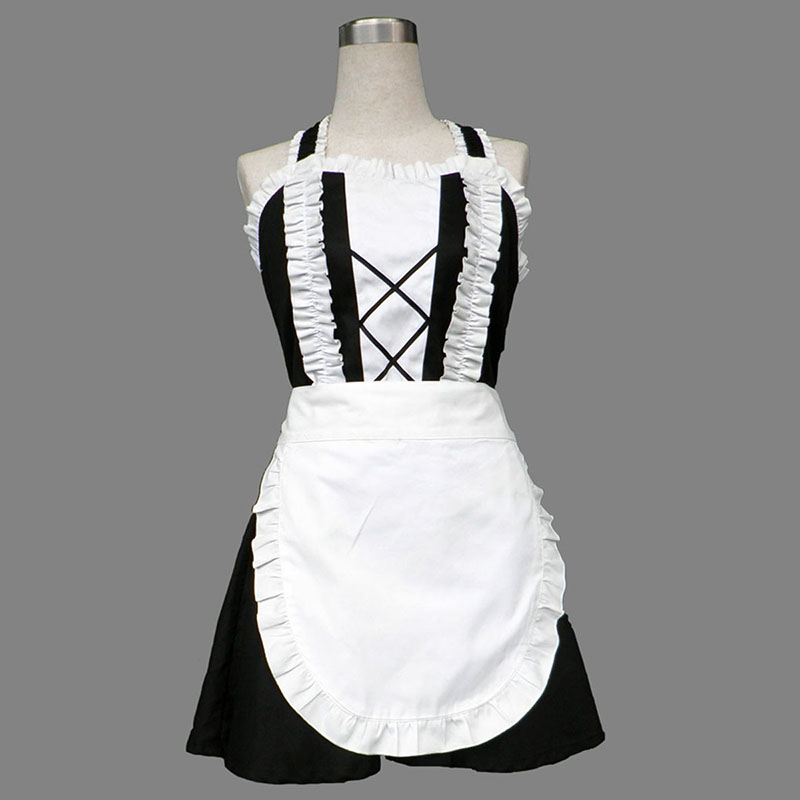 Déguisement Costume Carnaval Cosplay Maid Uniform 3 Devil Attraction