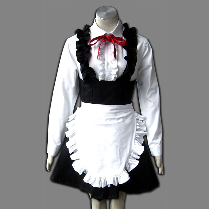 Maid Uniform 8 Pure Spirit Traje Cosplay
