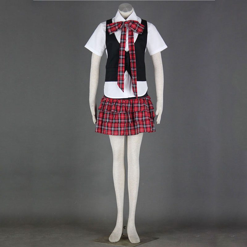 Campus Autumn School униформа 1 Cosplay костюми