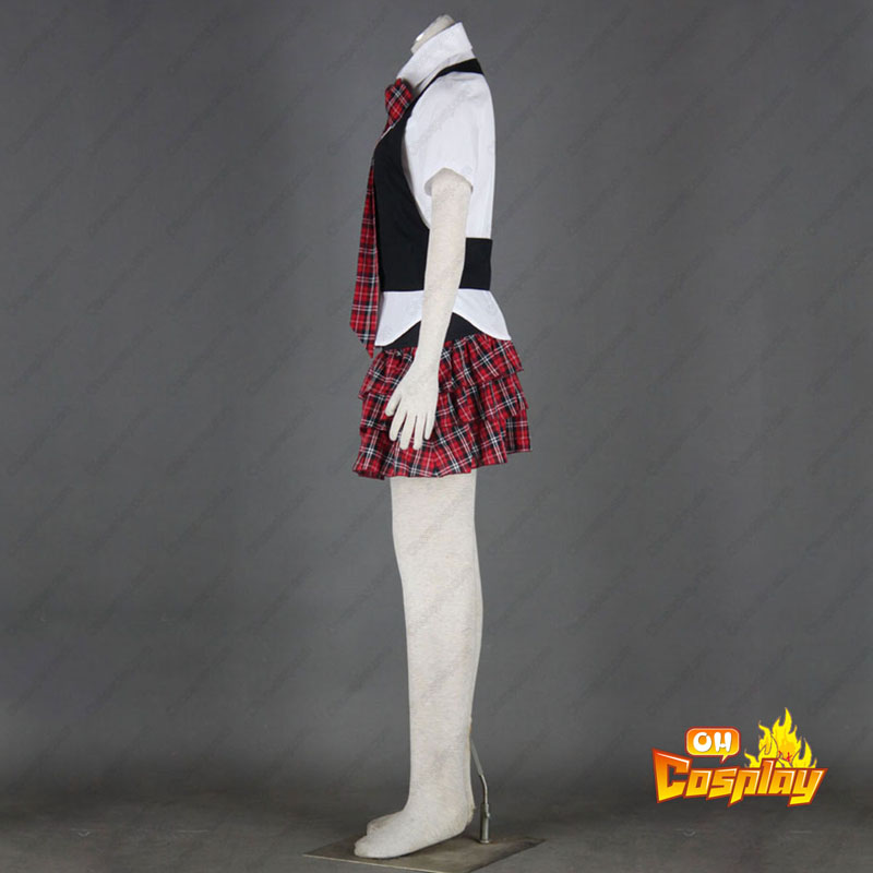 Campus Autumn School Uniform 1 Traje Cosplay